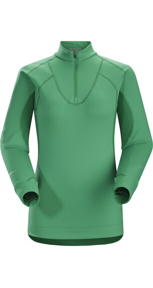 Arcteryx W's Cyclic Zip Neck Parakeet